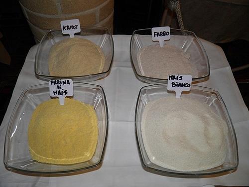 farine per la polenta