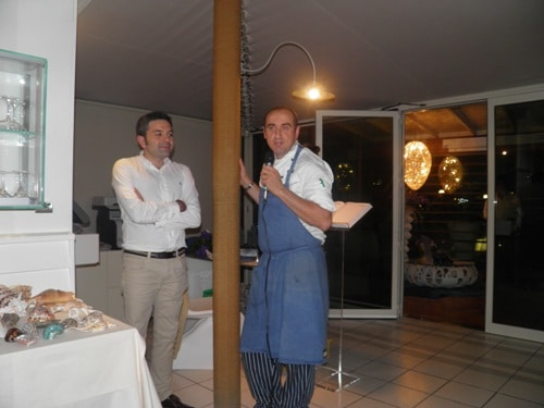 Chef Acquamarina Marco Virgili