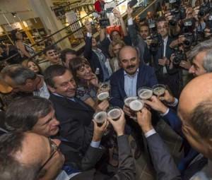 inaugurazione Eataly Roma