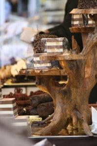 albero di cioccolato cioccolandia 2011