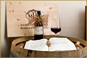 vini azienda agricola Maria Pia Castelli