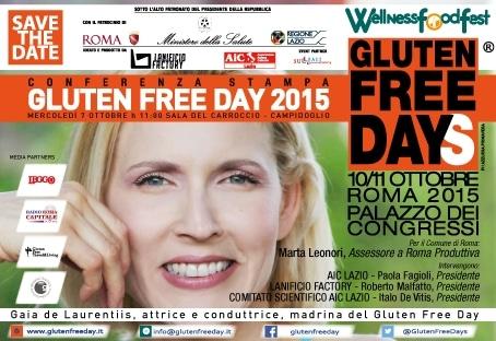 gluten free day 2015