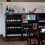sala degustazione cantina Antonelli
