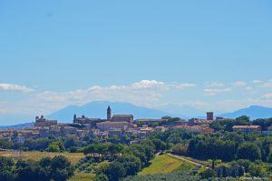 Civitanova Alta panorama