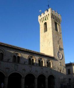 Montelupone Palazzetto e Torre Civica
