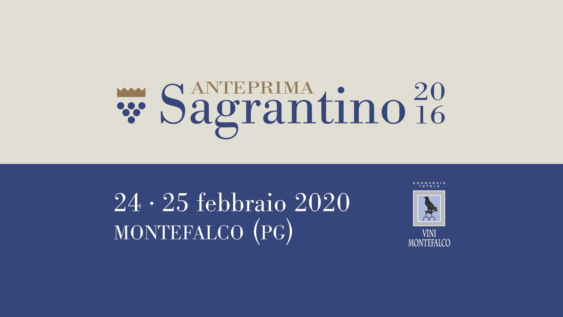 Anteprima sagrantino 2020