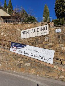 Ingresso Brunello di Montalcino 2020