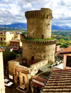 Lanuvio torre medievale