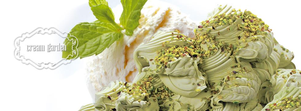 pistacchio cream garden