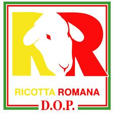 ricotta romana DOP - logo
